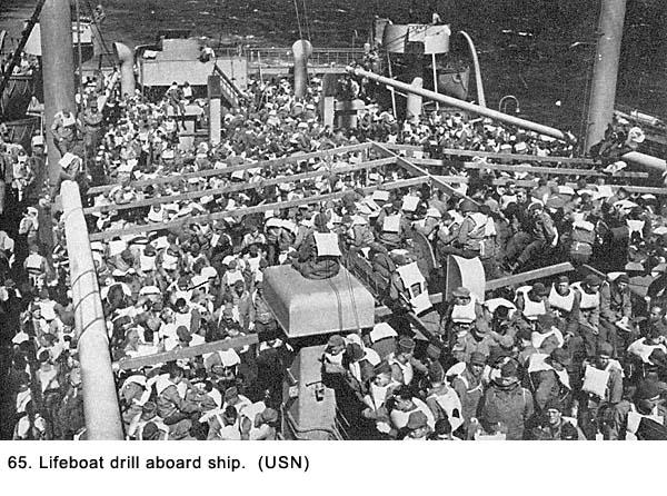 World War II Story - New Amsterdam Ship - Chapter 11 ...